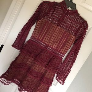 Gorgeous knit dress!!